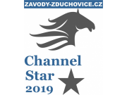 Logo CHANNEL STAR 2019.