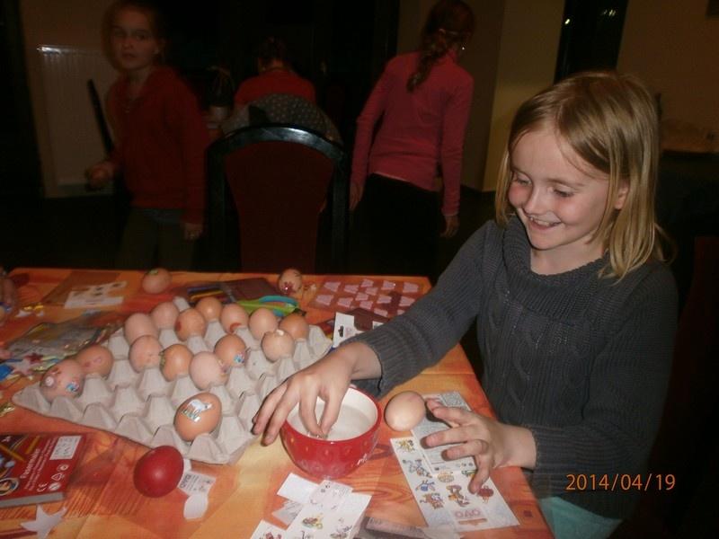 malovaní vajíček