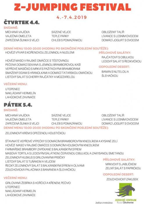MENU RESTAURACE/menu zfestival 1