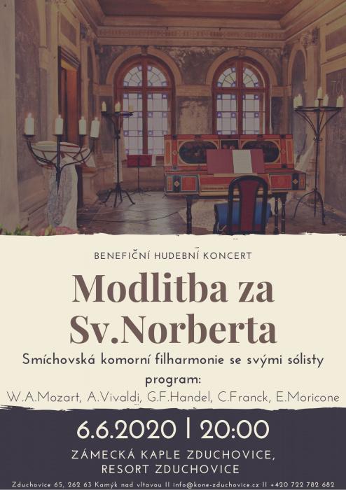 novinky 2020/Modlitba za Sv.Norberta